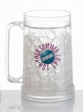 Plastic Freezer beer MUG