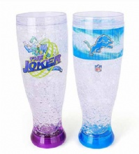 plastic double wall Tumbler freezer MUG