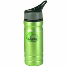 Aluminum sports water bottle wholesale aluminum drinking bottle