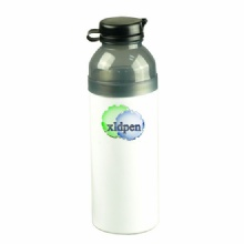 wholesale aluminum sports water bottles BPA free eco friendly